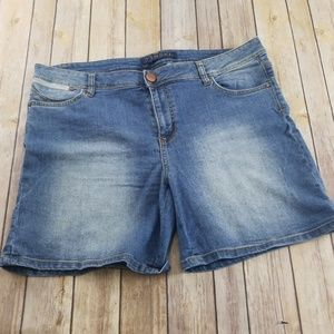 Tinsel Jean Shorts